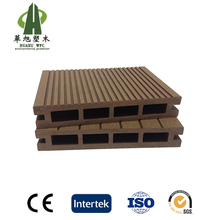 WPC 135*23mm reversible exterior composite wood recycled plastic flooring