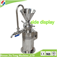 peanut/nut butter making/processing/grinder/grinding machine peanut butter manufacturers in china