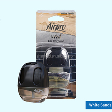 Airpro Brand White Sands Luxury Car Perfume
