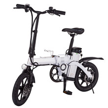 48V 8AH Portable Folding Electric Bike/Electric Bicycle/Mini Folding e-bike/ebike