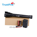 TrustFire J12 4500LM Hight Bright Powerful Led Rechargeable Flashlight Tactical Outdoor Lights