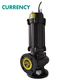 China high quality WQ series cast iron vertical inline centrifugal electric non-clog submersible sewage pump for dirty water