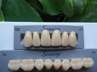 CE certification dental acrylic crown