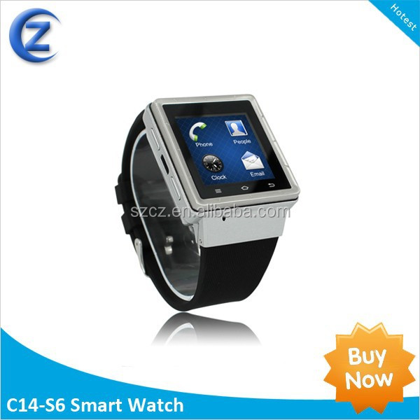ZGPAX Smart Android Watch Mobile Phone With Camera WiFi GPS GSM Phone
