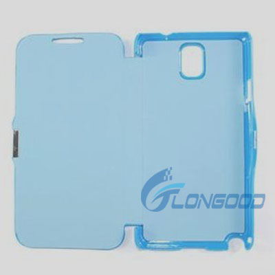 Magnetic Leather Front Hard Back Plastic Case Cover For Samsung Note3 N9000