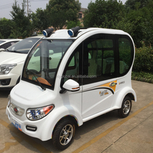 2017 newest 3 seats 4 wheel chinese mini electric car