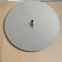500*500mm round ceiling mounted hotel & bathroom use shower head attachment