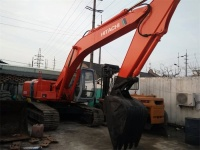 Low Fuel Consumption Long Arm Korean Hyundai EX200-2 Used Crawler Excavator