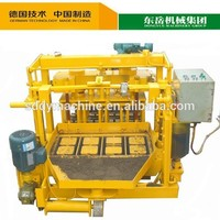 Small Egg Layer Block Machine QT40-3A hot sale in kenya