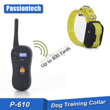 For 1 dogs 16lv shock vibra LCD display P-160 Remote Control Dog Training Collar Rechargeable Waterproof Pet Training Devic