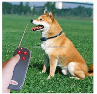 4 in 1 Electronic Remote Small/M/L Dog Training Collar Vibration + Shock Collar