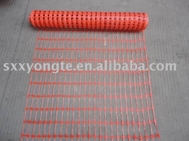 plastic safety mesh