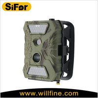 FULL HD 12mp digital trail camera no flash wireless trail camera factory