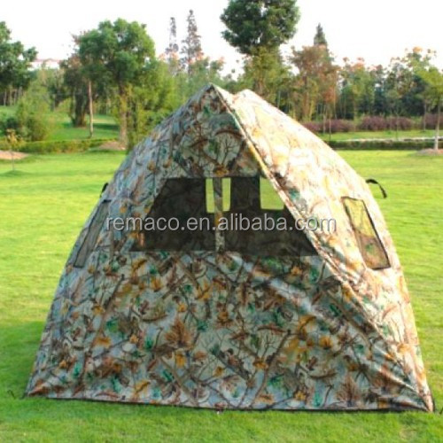 Hub System Hunting Blinds Steady Pop-up Hunting Tent with Window GB8255