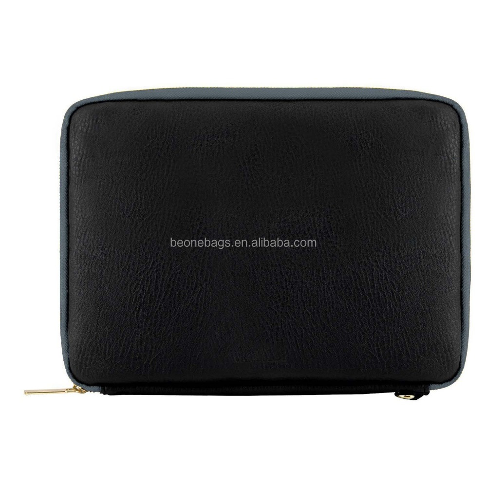 Stylish Design Vegan Leather Tablet Carrying Sleeve