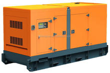 10kw small silent biogas generator set with CHP SD-10