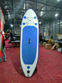 sup305 high quality blue drop stitch inflatable stand up paddle board china sup with CE