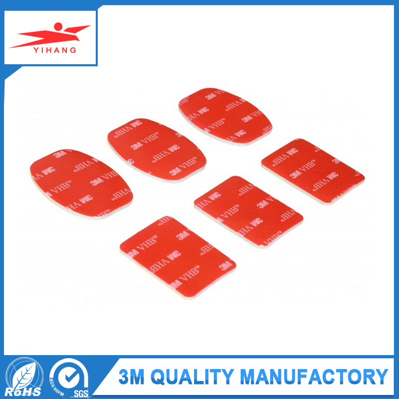 High precision and custom PE/EVA foam double sided tape die cutting