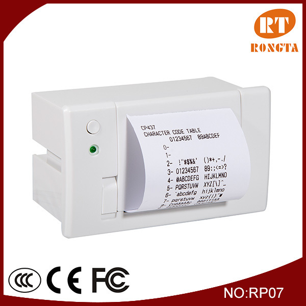Mini Panel Printer with RS232/TTLl Interface RP07