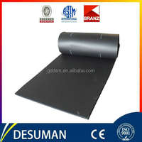 Rubber foam insulation material rubber bands