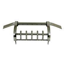 S/S bumper with fence front bumper grille guard