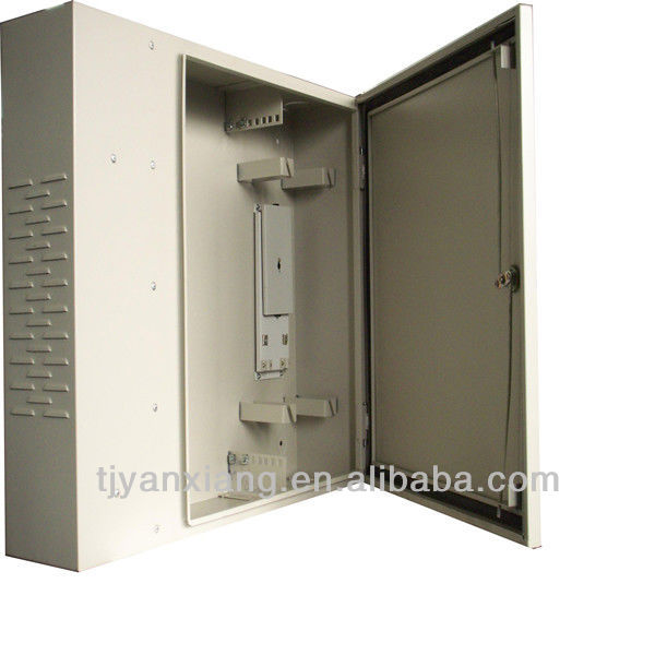 telecom outdoor power cabinet/Wall-Mounted Cabinet with Heat Exchanger/ outdoor distribution boxSK15/YX7555