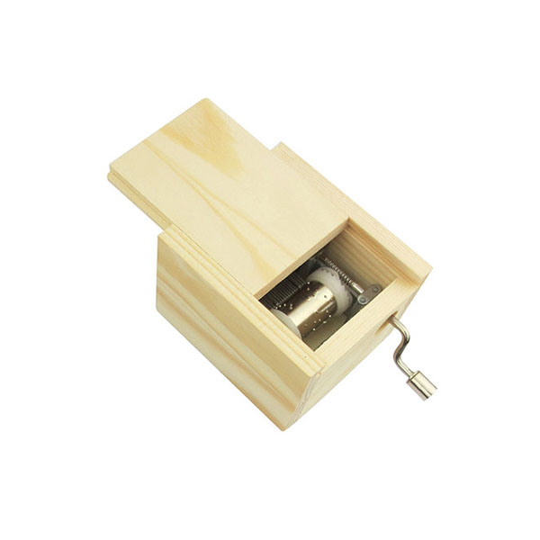 Customized promotional gifts wooden music box