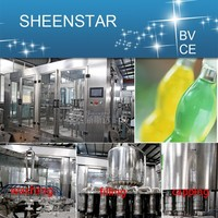 high efficient concentrated juice filling machine