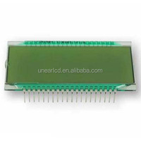 High quality 8 inch 7 segment lcd display module UNLCD20634