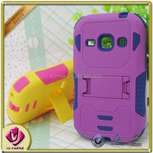 Alibaba wholesale on china market for Samsung Galaxy Fame/S6810 phone case