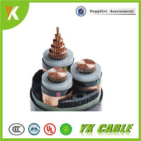 300 sq mm Waterproof Submarine Power Cable