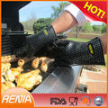 RENJIA heat proof gloves heat insulation oven mitts gloves baking
