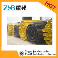 Professional shantui bulldozer SD16 bulldozer undercarriage spare parts 154MC-00345 track shoe made in China