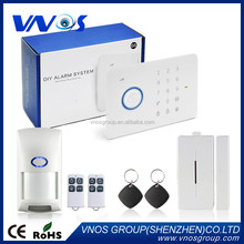 popular anti-burglar gsm intelligent mobile call gsm alarm system