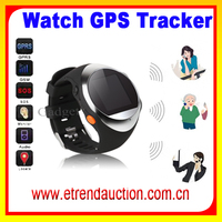 world Sellest GSM Tracker Watch cell Phone Android GPS Wrist Watch GPS Tracking Device