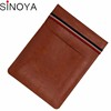Ultra Slim flip leather belt clip case cover for ipad