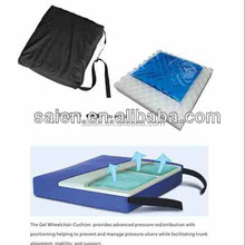 Wheelchair relief pressure shock absorbing medical seat cushions