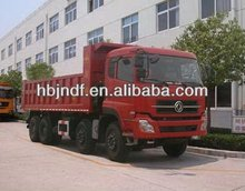 2011Dongfeng dump tipper(red)