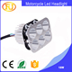 factory direct sell rtd led motorcycle headlight, 12v 18w led headlight with light strobe