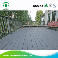 Hot Sales Wood Plastic Composite High Quality Engineered Wood Flooring