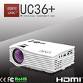 UNIC projector 2017 new hot hd led projector UC36+ with wifi function