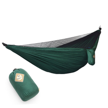 High Quality OEM Travel Hammock With Mosquito Net For Outdoor Camping