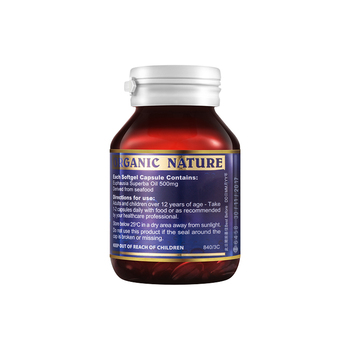 Best Quality Australian Extreme Natural Krill Oil Capsule