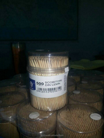 Chinese Bamboo bulk wooden/bamboo toothpicks 2016 the best selling products made in china