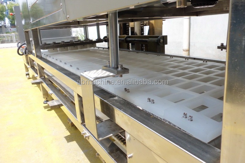 Factory Energy bar making machine granola cereal bar making line