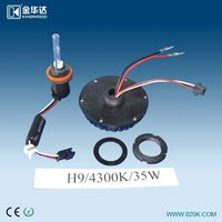 all in one high quality automobile HID conversion kit 55w h4 bi xenon hid kits for all car