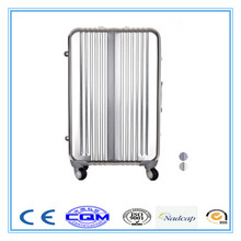 Travel luggage hard shell cheap suitcase aluminum