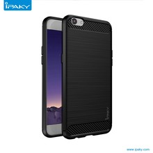 Hot selling products original ipaky TPU Slim back case phone cover for oppo mobile phone R9s case