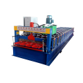 Aluminium Sheet and Coil Roll Forming Machine Producer XN1050 Roof Panels
