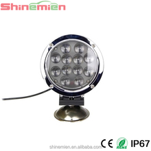 7inch 60w cree off road led round spot lights